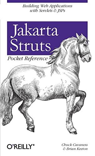 9780596005191: Jakarta Struts Pocket Reference