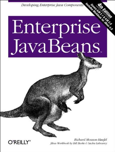 9780596005306: Enterprise JavaBeans, Fourth Edition