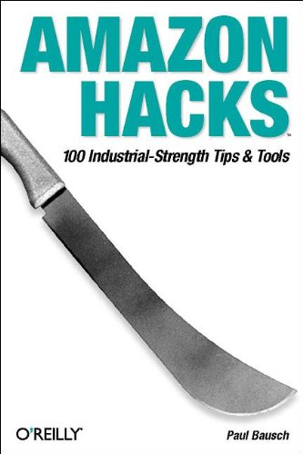 Amazon Hacks 9780596005429 Amazon Hacks is a collection of tips and tools for getting the most out of Amazon.com, whether you're an avid Amazon shopper, Amazon Ass