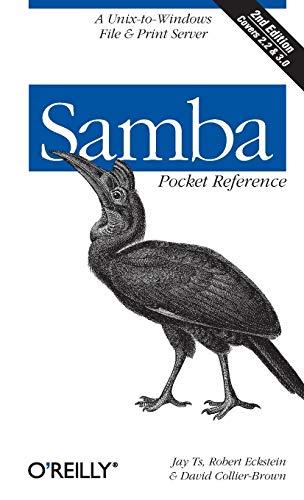 9780596005467: Samba Pocket Reference (Pocket Reference)