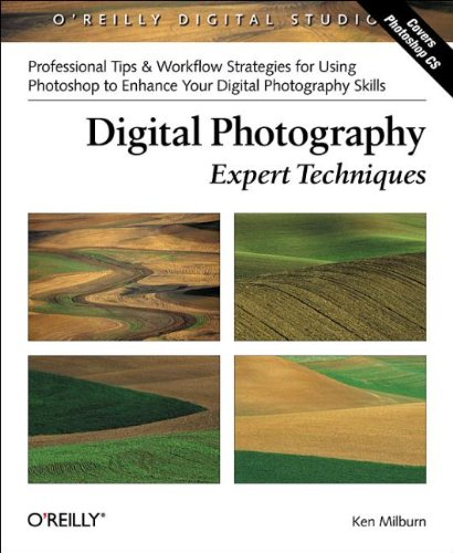 9780596005474: Digital Photography: Expert Techniques: Professional Tips for Using Photoshop & Related Tools to Enhance Your Digital Photographs (O'Reilly Digital Studio)