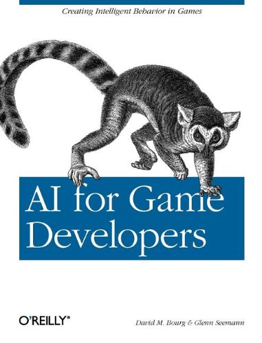 9780596005559: AI for Game Developers: Creating Intelligent Behavior in Games