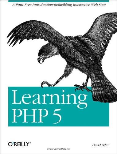 9780596005603: Learning PHP 5