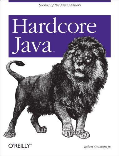 9780596005689: Hardcore Java (Classique Us)