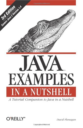9780596006204: Java Examples in a Nutshell