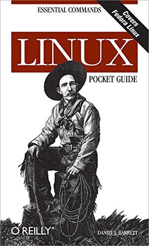 9780596006280: Linux Pocket Guide