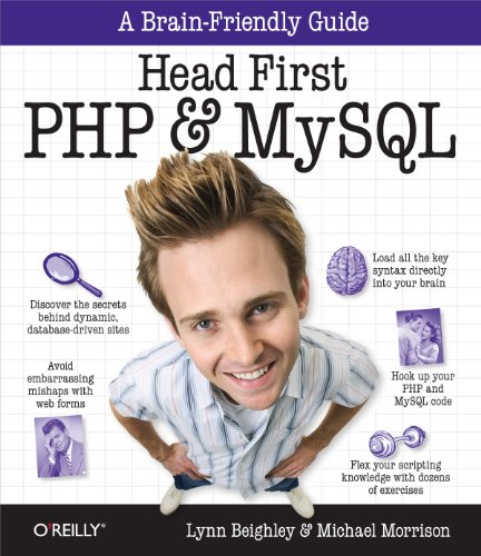 9780596006303: Head First PHP & MySQL: A Brain-Friendly Guide