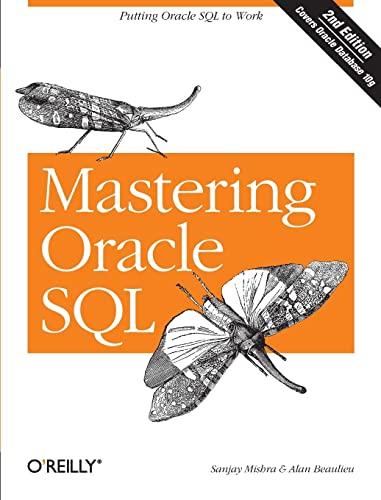 9780596006327: Mastering Oracle SQL