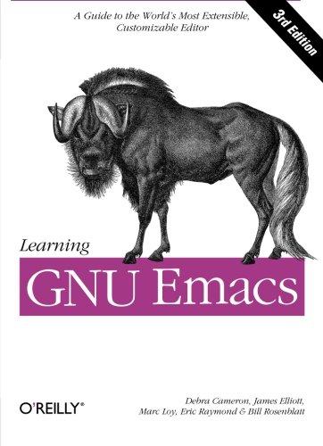 9780596006488: Learning GNU Emacs (Classique Us)