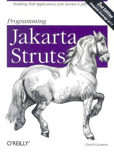 9780596006518: Programming Jakarta Struts