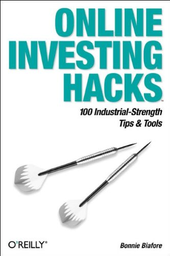 9780596006778: Online Investing Hacks: 100 Industrial-Strength Tips & Tools