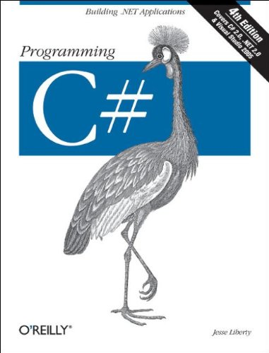 9780596006990: Programming C#: Building .NET Applications with C#