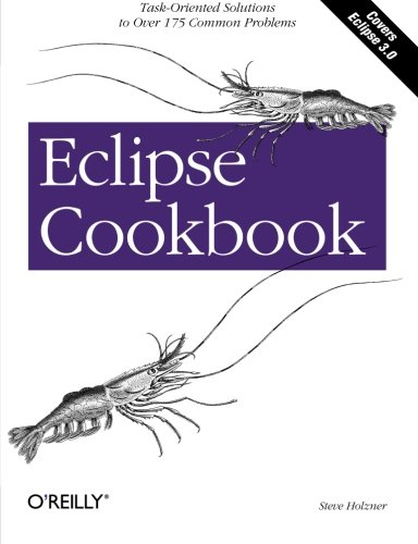 9780596007102: Eclipse Cookbook