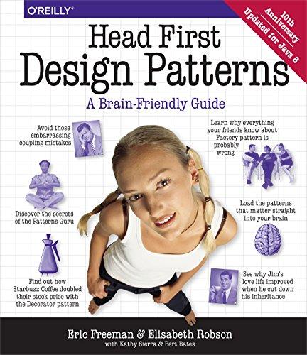 9780596007126: Head First Design Patterns: A Brain-Friendly Guide