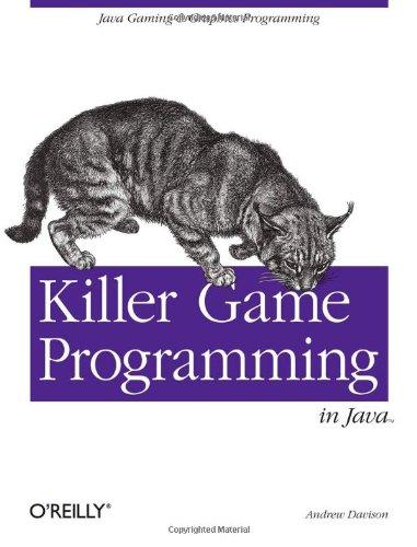 9780596007300: Killer Game Programming in Java