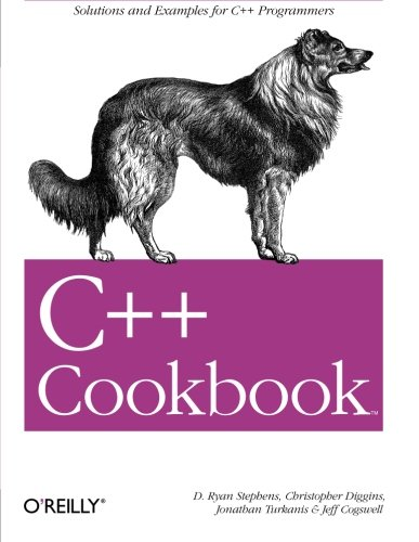 9780596007614: C++ Cookbook: Solutions and Examples for C++ Programmers (Cookbooks (O'Reilly))