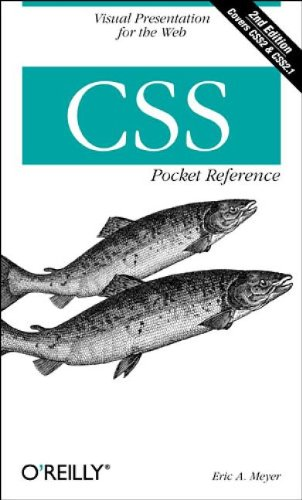 9780596007775: CSS Pocket Reference (Pocket Reference (O'Reilly))