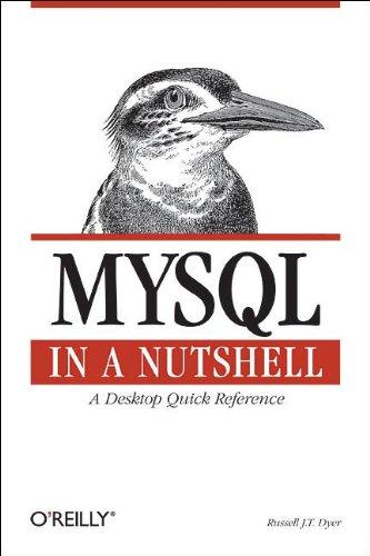 9780596007898: MySQL in a Nutshell