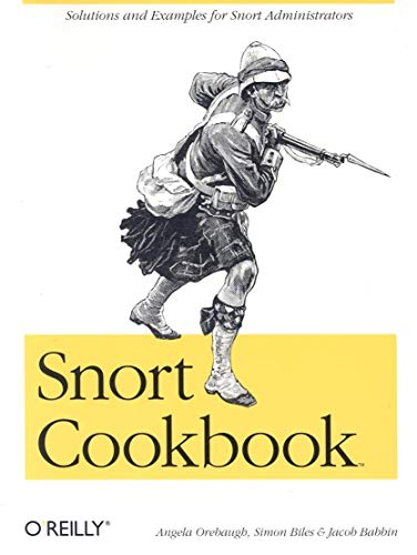 9780596007911: Snort Cookbook