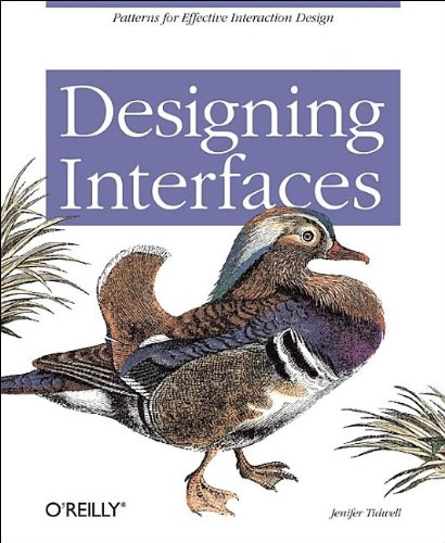 9780596008031: Designing Interfaces: Patterns for Effective Interaction Design