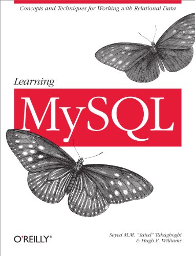 9780596008642: Learning MySQL: Get a Handle on Your Data