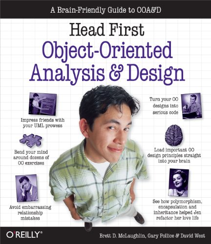 9780596008673: Head First Object-Oriented Analysis and Design: A Brain Friendly Guide to OOA&D