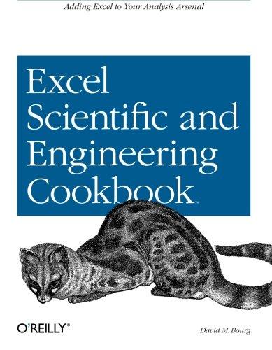 9780596008796: Excel Scientific and Engineering Cookbook