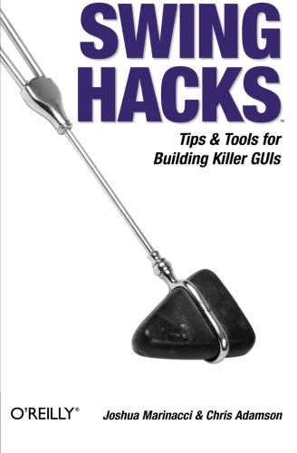 9780596009076: Swing Hacks: Tips and Tools for Killer GUIs