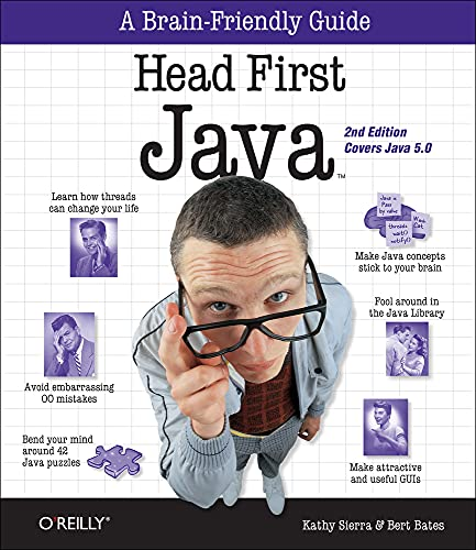9780596009205: Head First Java, 2nd Edition