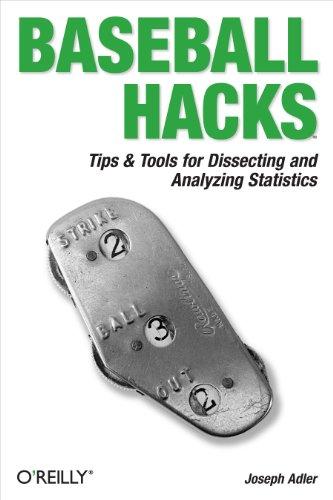 9780596009427: Baseball Hacks