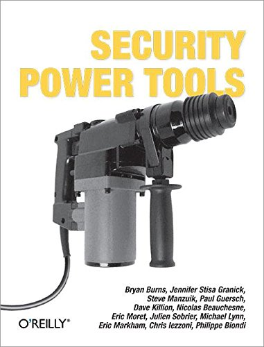 9780596009632: Security Power Tools