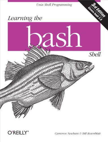 9780596009656: Learning the bash Shell: Unix Shell Programming (In a Nutshell (O'Reilly))