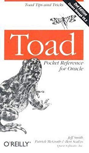 9780596009717: Toad Pocket Reference for Oracle: Toad Tips and Tricks (Pocket Reference (O'Reilly))