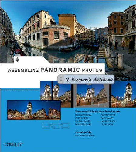 9780596009755: Assembling Panoramic Photos: A Designer's Notebook