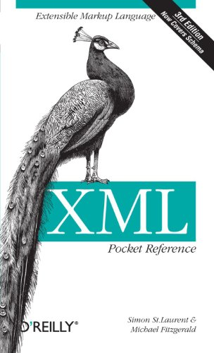 9780596100506: XML Pocket Reference: Extensible Markup Language (Pocket Reference (O'Reilly))