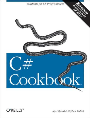 9780596100636: C# Cookbook