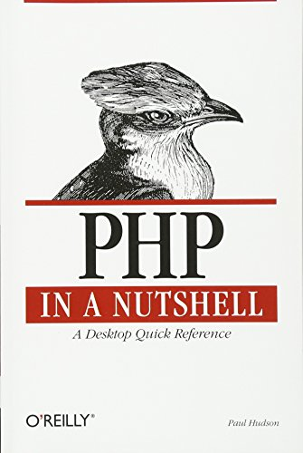 9780596100674: PHP in a Nutshell