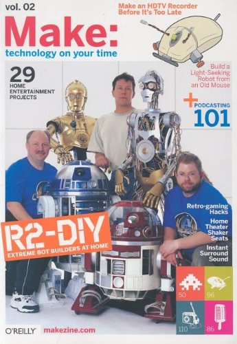 9780596100780: Make: Technology on Your Time, Vol. 2
