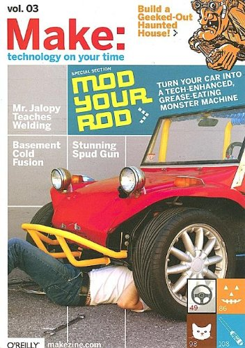 9780596100803: Make: Technology on Your Time Volume 03