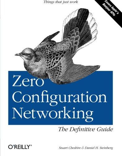 9780596101008: Zero Configuration Networking: The Definitive Guide