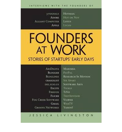 9780596101282: Founders at Work