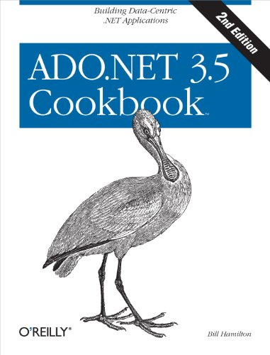 9780596101404: ADO.NET 3.5 Cookbook