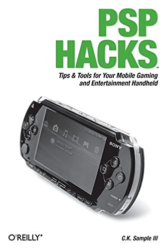 9780596101435: PSP Hacks