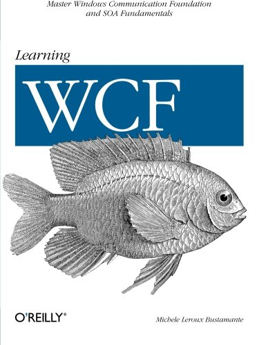 9780596101626: Learning WCF: A Hands-on Guide