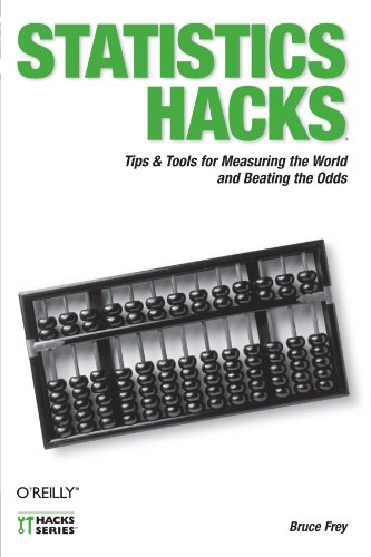 9780596101640: Statistics Hacks: Tips & Tools for Measuring the World and Beating the Odds
