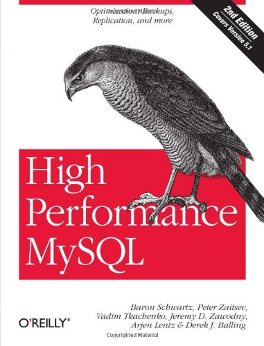 9780596101718: High Performance MySQL: Optimization, Backups, Replication, and More
