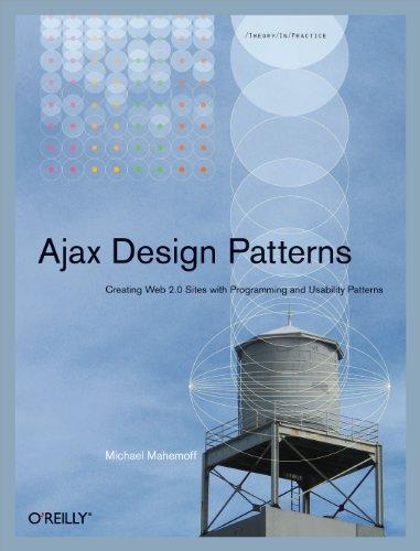 9780596101800: Ajax Design Patterns