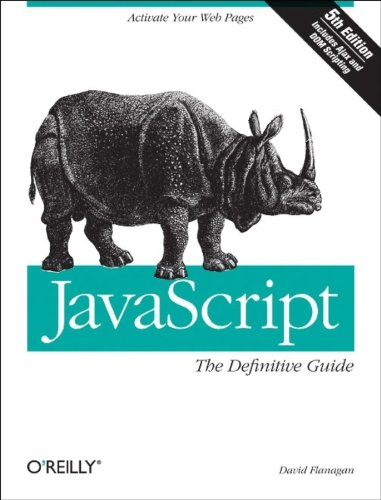 9780596101992: JavaScript: The Definitive Guide