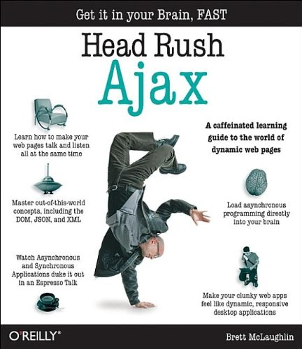 9780596102258: Head Rush Ajax (Head First)