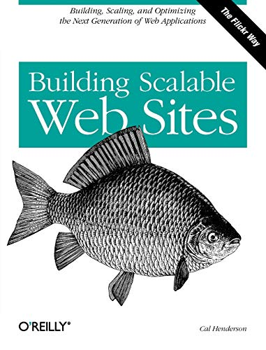 9780596102357: Building Scalable Web Sites